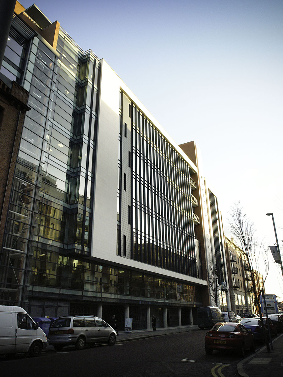 Adelaide exchange belfast rpp architects ltd belfast for Architects adelaide