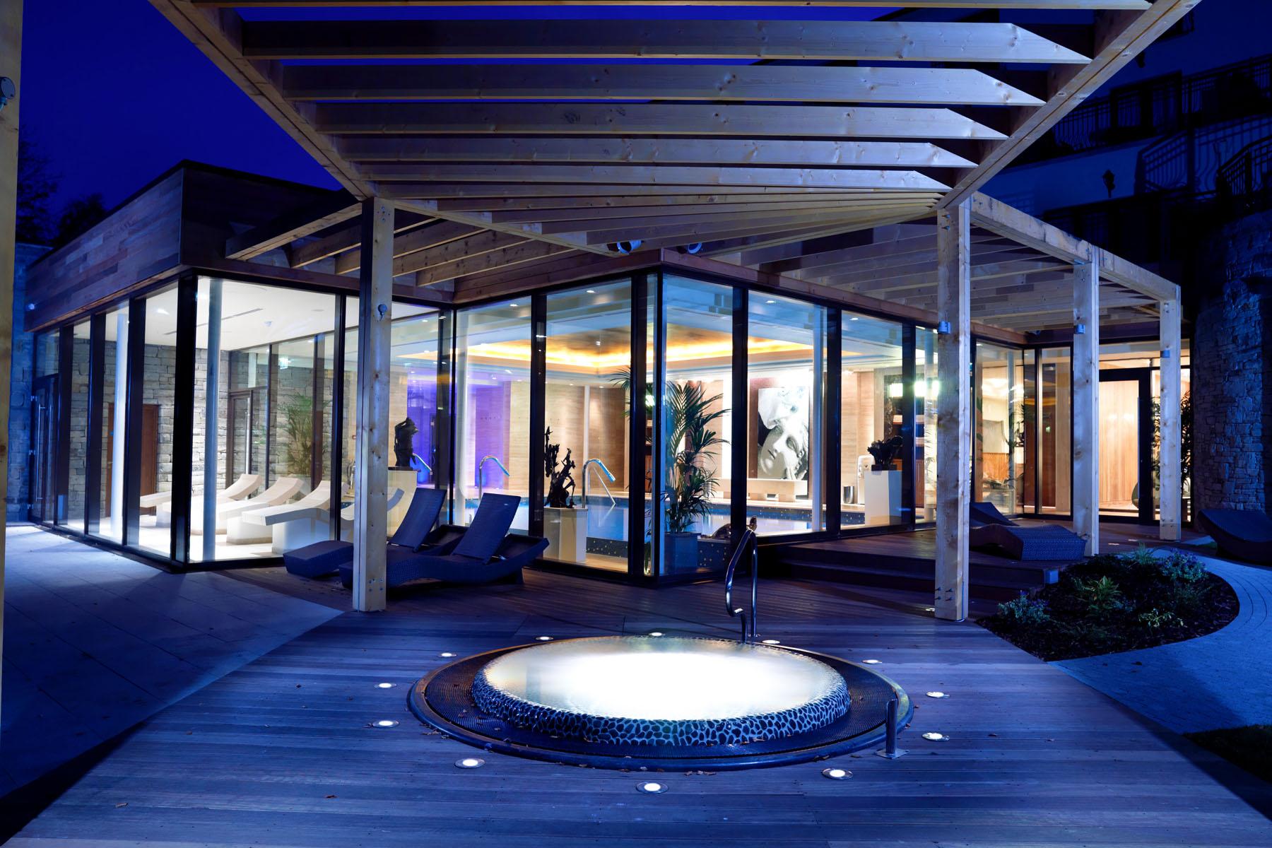 Galgorm Manor Hotel Spa RPP Architects Ltd Belfast Architecture