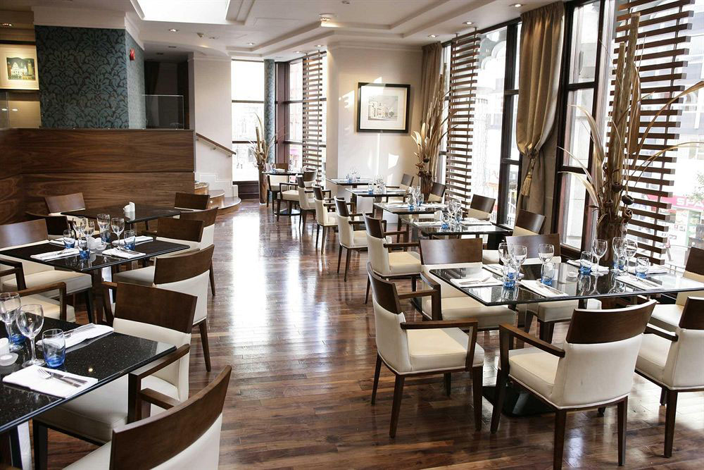 Causerie Restaurant Europa Hotel