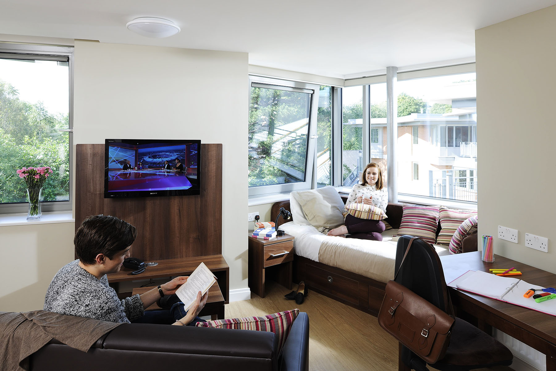 Belfast University Student Room